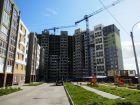 Ход строительства дома № 3 (по генплану) в ЖК На Вятской - фото 20, Сентябрь 2017