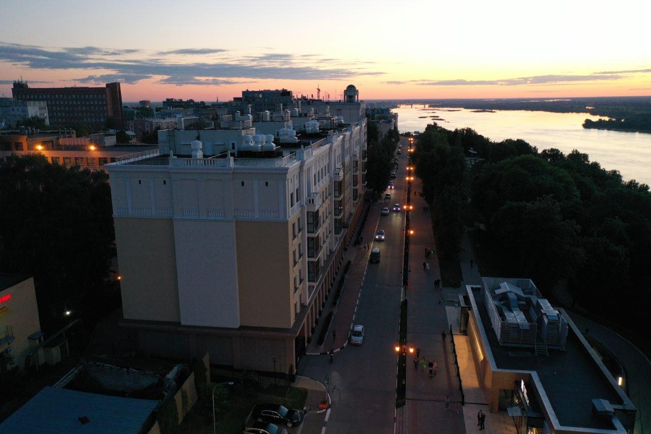 Квартира стоимостью 74,4 млн рублей признана самой дорогой в Нижнем Новгороде - фото 1