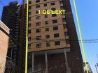 ЖК Гагарин - ход строительства, фото 17, Апрель 2021