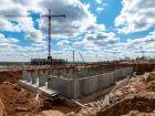 Ход строительства дома № 21 в ЖК КМ Анкудиновский парк - фото 10, Май 2021