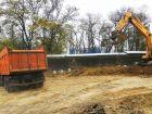 Ход строительства дома Литер 1 в ЖК Грин Парк - фото 14, Ноябрь 2020