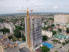 ЖК ПАРК - ход строительства, фото 1, Июль 2021