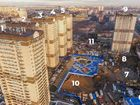 Ход строительства дома Литер 1 в ЖК Звезда Столицы - фото 5, Декабрь 2020