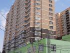 Ход строительства дома № 1 в ЖК Встреча - фото 8, Апрель 2020