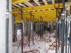 ЖК Университетский - ход строительства, фото 37, Февраль 2021