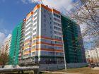 Ход строительства дома № 2 в ЖК АВИА - фото 18, Май 2021