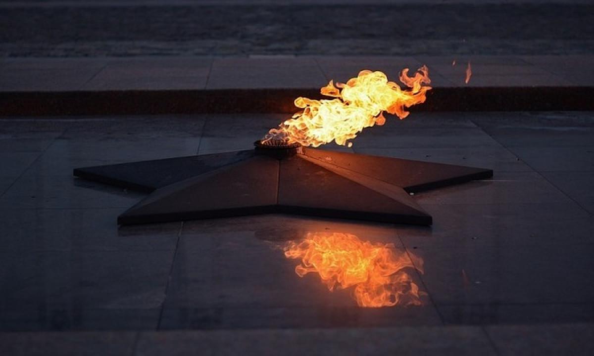 Вечный огонь появится на площади Славы