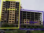 ЖК Гагарин - ход строительства, фото 53, Май 2020
