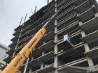 ЖК Горизонт - ход строительства, фото 42, Ноябрь 2020