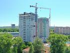 Ход строительства дома № 1 первый пусковой комплекс в ЖК Маяковский Парк - фото 21, Июнь 2021