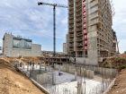 ЖК Сограт - ход строительства, фото 9, Сентябрь 2020