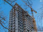 ЖК На Высоте - ход строительства, фото 24, Март 2021