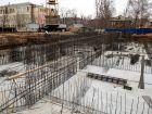 Ход строительства дома 61 в ЖК Москва Град - фото 53, Март 2019