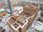 ЖК Вавиловский Дворик - ход строительства, фото 16, Февраль 2020