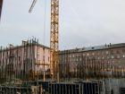 ЖК Каскад на Менделеева - ход строительства, фото 29, Декабрь 2019
