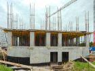 Ход строительства дома № 5 в ЖК Ватсон - фото 19, Июнь 2021