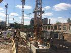 Ход строительства дома ул. Мечникова, 37 в ЖК Мечников - фото 53, Май 2019