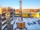 ЖК Каскад на Ленина - ход строительства, фото 140, Январь 2019