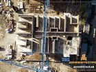 Ход строительства дома Литер 1 в ЖК Звезда Столицы - фото 102, Октябрь 2018