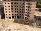ЖК Центральный-3 - ход строительства, фото 16, Июль 2019