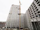 Ход строительства дома 60/3 в ЖК Москва Град - фото 67, Март 2019