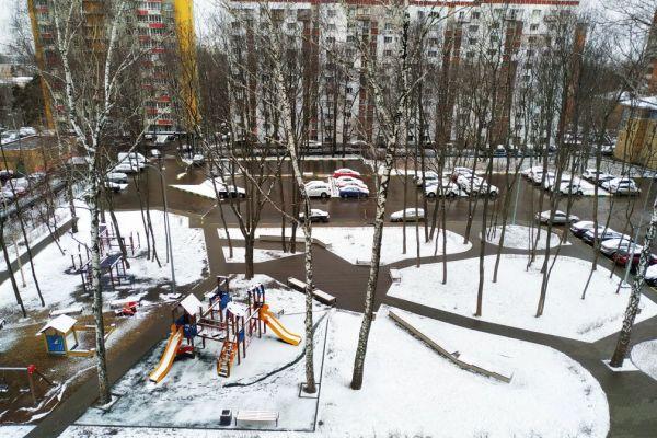 Сплошная самоизоляция. Смотрим на Нижний Новгород из окон квартир (ФОТО)
