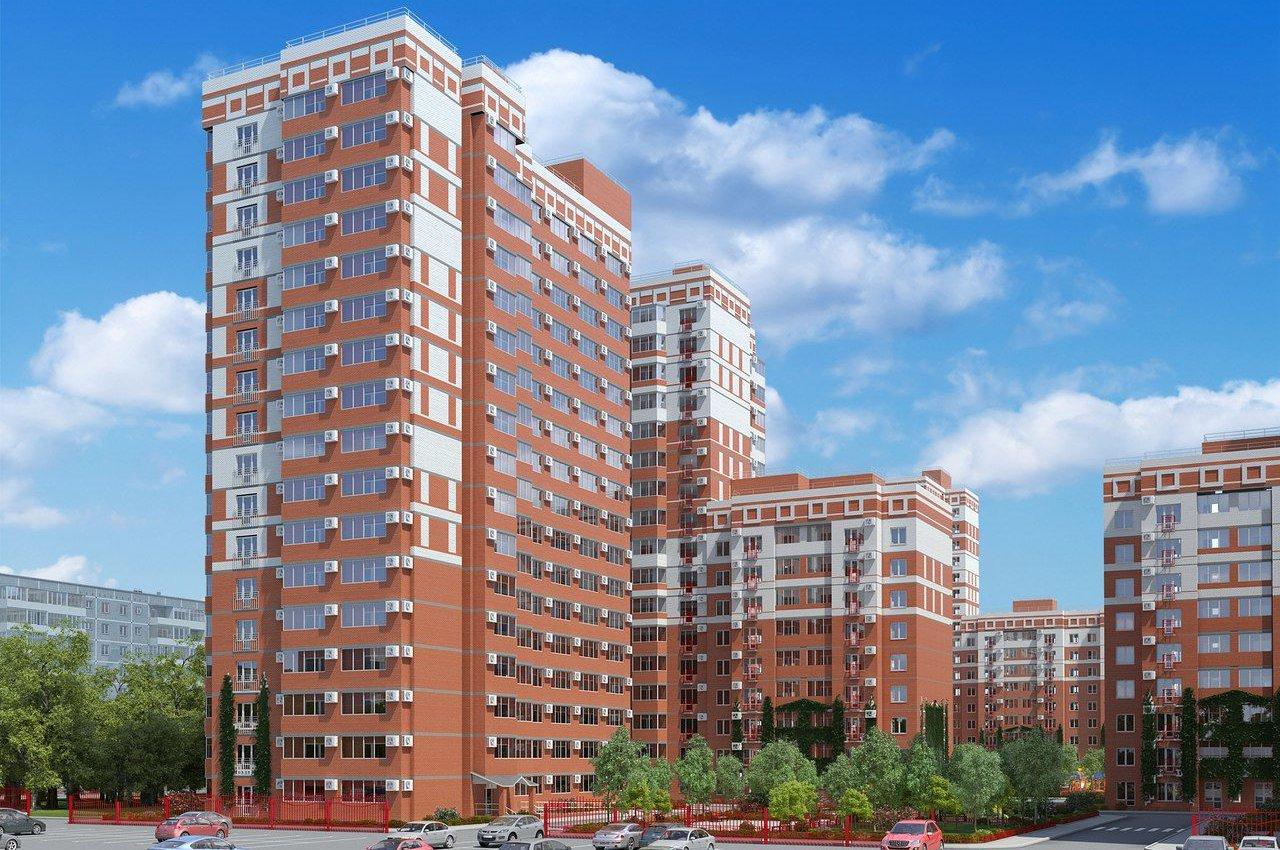 В I квартале 2021 года в Воронеже сдали всего 2 объекта жилой недвижимости