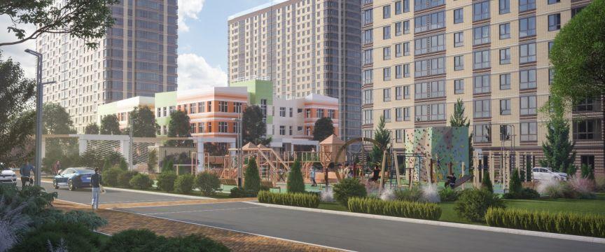 ЖК ЭКО квартал Новый Горизонт - фото 2