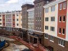 Ход строительства дома № 3 в ЖК Ватсон - фото 4, Апрель 2021