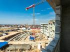 Ход строительства дома № 3 в ЖК Ватсон - фото 13, Май 2020