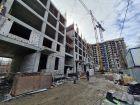 Ход строительства дома № 1 в ЖК Покровский - фото 33, Апрель 2021