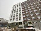 Ход строительства дома № 7 в ЖК Заречье - фото 11, Февраль 2021