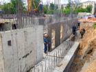 Ход строительства дома № 18 в ЖК Город времени - фото 107, Май 2019