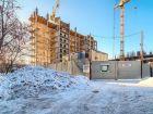ЖК Каскад на Ленина - ход строительства, фото 628, Февраль 2019
