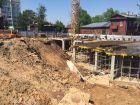 Ход строительства дома № 1 в ЖК Дом с террасами - фото 121, Май 2015