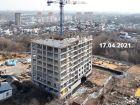 ЖК Азбука - ход строительства, фото 22, Апрель 2021