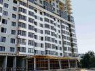 Ход строительства дома Литер 1 в ЖК Первый - фото 24, Июнь 2019