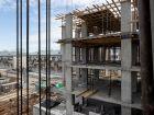 ЖК Каскад на Путейской - ход строительства, фото 23, Апрель 2020