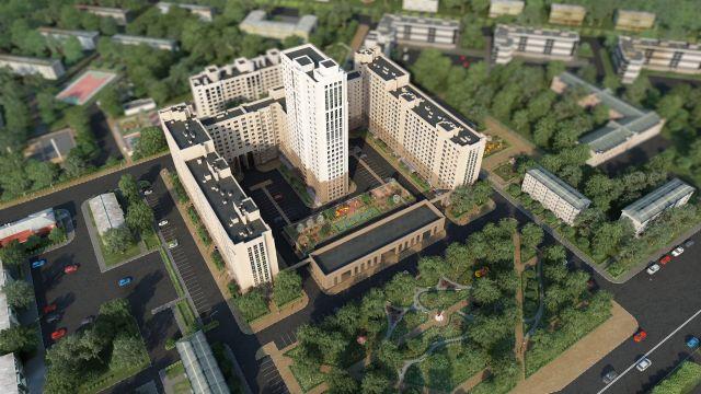 Дом 60/3 в ЖК Москва Град - фото 3