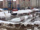 ЖК Две реки - ход строительства, фото 24, Март 2020