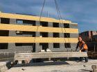 Ход строительства дома № 3А в ЖК Подкова на Гагарина - фото 75, Апрель 2019