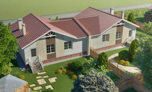 Дом 2 типа в Микрогород Стрижи - фото 8