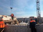 Ход строительства дома № 3А в ЖК Подкова на Гагарина - фото 72, Апрель 2019