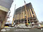 Ход строительства дома Литер 1 в ЖК Рубин - фото 5, Декабрь 2020