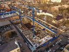 ЖК Клубный дом на Мечникова - ход строительства, фото 8, Март 2021