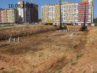 Ход строительства дома № 11 в ЖК Новая Кузнечиха - фото 1, Август 2021