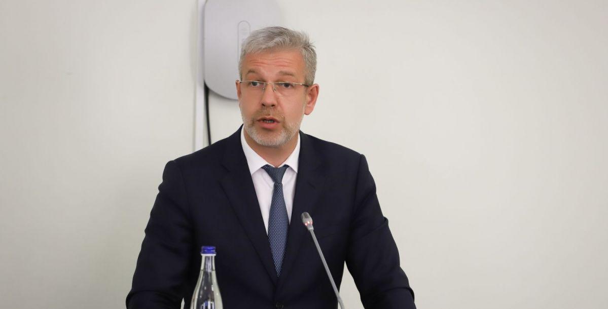 Министр транспорта Ростовской области Андрей Иванов