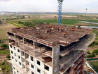 ЖК Северная Звезда - ход строительства, фото 38, Июнь 2019