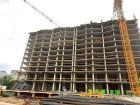 Ход строительства дома Литер 1 в ЖК Рубин - фото 14, Август 2020
