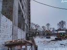 ЖК На Высоте - ход строительства, фото 114, Декабрь 2020